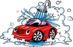 Complimentary Car Wash with any Service