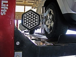 Wheel Alignment with purchase of 4 tires