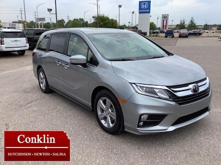2020 Honda Odyssey EX-L w/Navi/RES Auto Mini-van, Passenger