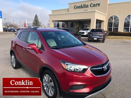 2017 Buick Encore FWD 4dr Preferred Sport Utility