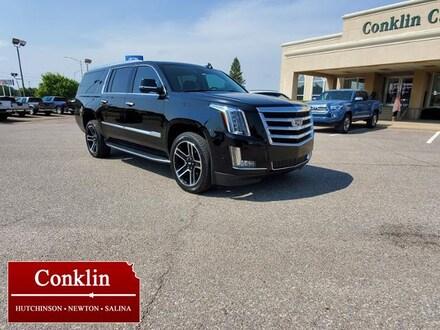 2020 Cadillac Escalade ESV 4WD 4dr Luxury Sport Utility