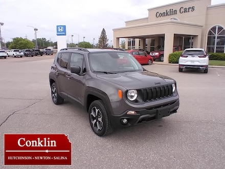 2020 Jeep Renegade North Edition 4x4 *Ltd Avail* Sport Utility