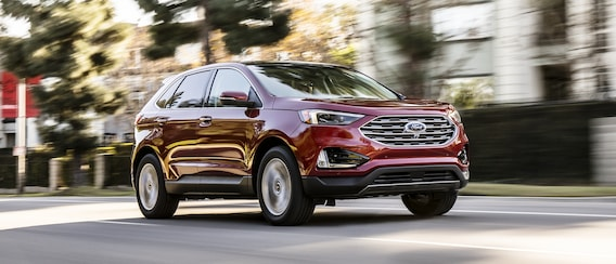 New Ford Edge Conklin Newton Wichita Ks Ford Dealer Newton