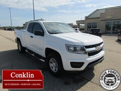 2019 Chevrolet Colorado 2WD Ext Cab 128.3 Work Truck Extended Cab Pickup