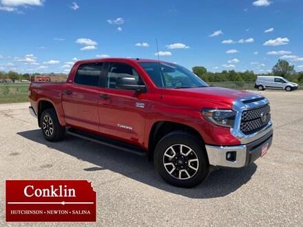 2019 Toyota Tundra SR5 Crewmax 5.5 Bed 5.7L FFV Truck CrewMax