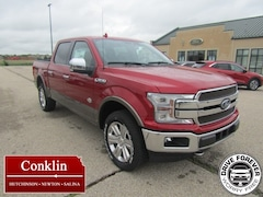 2020 Ford F-150 King Ranch 4WD Supercrew 5.5 Box Crew Cab Pickup
