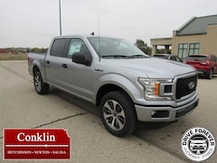 2020 Ford F-150 XL 4WD Supercrew 5.5 Box Crew Cab Pickup