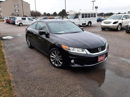 2015 Honda Accord 2dr V6 Auto EX-L Coupe