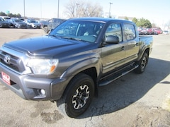 2014 Toyota Tacoma 4WD Double Cab V6 AT Truck Double Cab