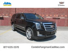Used 2018 CADILLAC Escalade ESV Luxury SUV