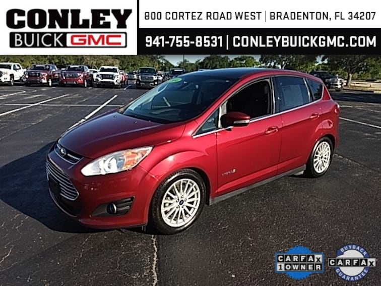 Used 2014 Ford C-Max Hybrid SEL Hatchback Bradenton