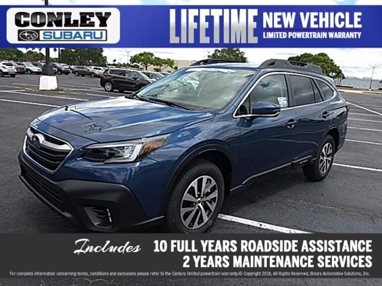 New 2020 Subaru Outback Premium SUV Bradenton, FL