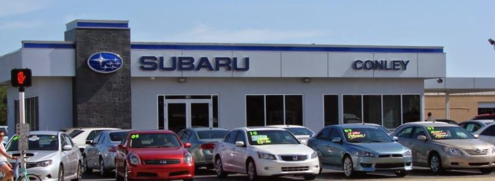 Conley Subaru | Serving Bradenton, Sarasota, & Sun City