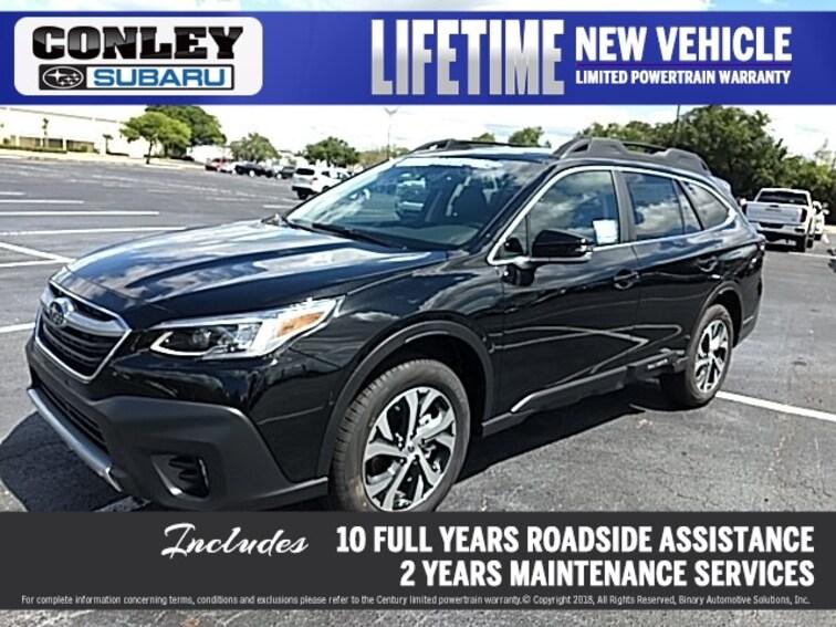 New 2020 Subaru Outback Limited SUV Bradenton, FL