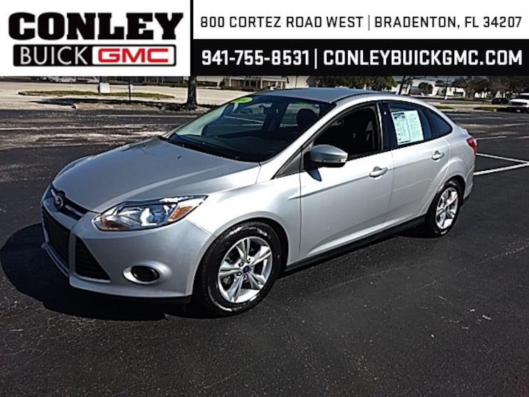 Used 2014 Ford Focus SE Sedan Bradenton