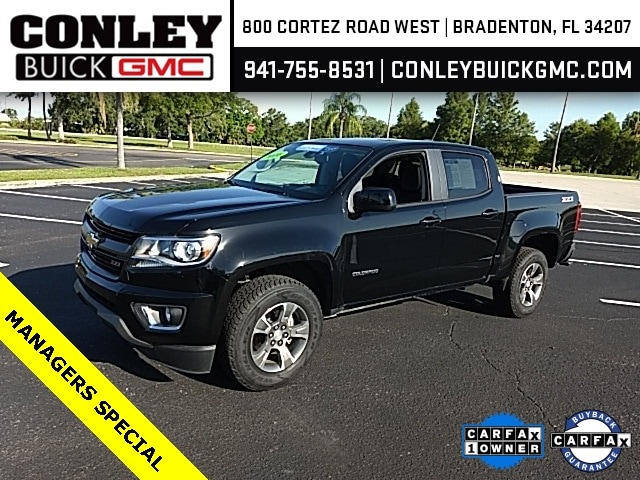 2016 Chevrolet Colorado Z71 Truck