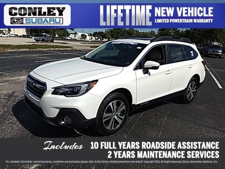 New 2019 Subaru Outback 2.5i Limited SUV Bradenton, FL