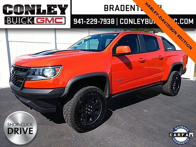 Used Chevrolet Colorado Bradenton Fl