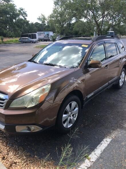 2011 Subaru Outback 2.5i SUV
