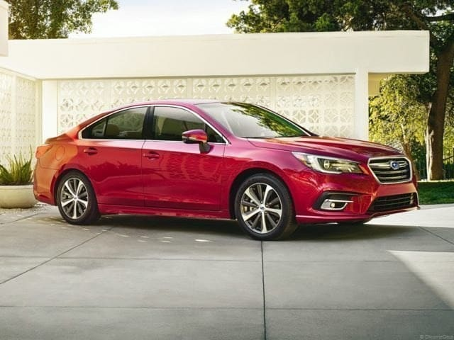 New Subaru Legacy Sedan in Florida Suncoast