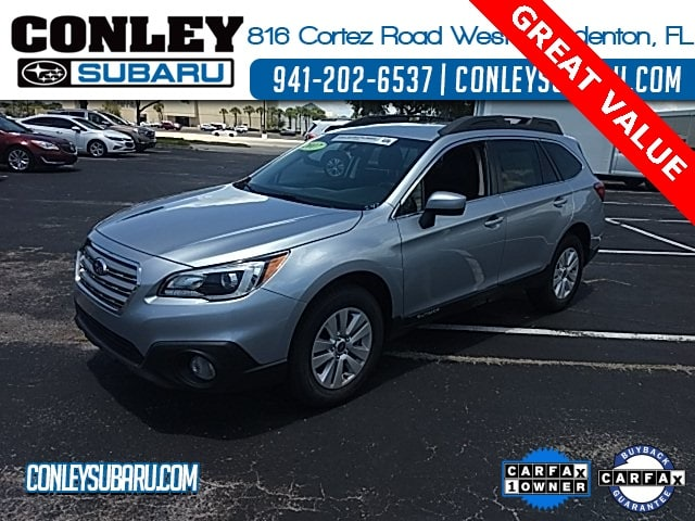 Subaru Certified Pre Owned >> Conley Subaru Certified Pre Owned Subarus In Bradenton Fl
