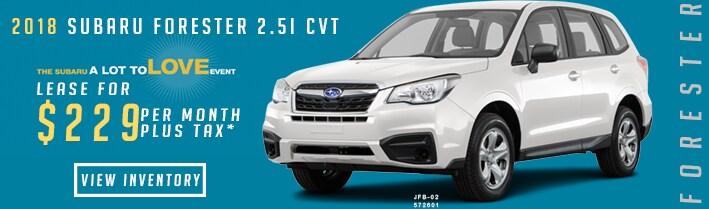 Conley Subaru New Subaru Specials