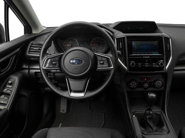 New Subaru Crosstrek technology