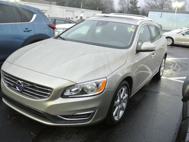 Used 2017 Volvo V60 T5 Premier Wagon for sale in Milford, CT at Connecticut's Own Volvo