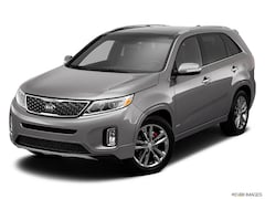 Used 2014 Kia Sorento SUV 5XYKWDA7XEG455028 for sale in Milford, CT at Connecticut's Own Volvo