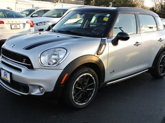 Used 2015 MINI Countryman Cooper S SUV WMWZC5C56FWT37598 for sale in Milford, CT at Connecticut's Own Volvo