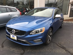 2017 Volvo S60 T6 AWD R-Design Platinum Sedan for sale in Milford, CT at Connecticut's Own Volvo