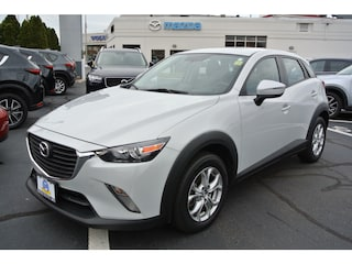 Used 2016 Mazda Mazda CX-3 Touring SUV JM1DKBC7XG0113772 for sale in Milford, CT at Connecticut's Own Volvo