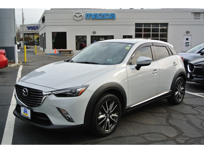 Used 2017 Mazda Mazda CX-3 Grand Touring SUV for sale in Milford, CT at Connecticut's Own Volvo