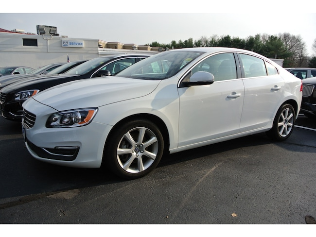 Used 2016 Volvo S60 T5 Premier Sedan for sale in Milford, CT at Connecticut's Own Volvo