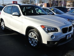 Used 2013 BMW X1 xDrive28i SAV WBAVL1C59DVR81848 for sale in Milford, CT at Connecticut's Own Volvo