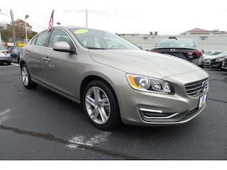 Used 2015 Volvo S60 T5 Premier Sedan YV1612TK5F1338572 for sale in Milford, CT at Connecticut's Own Volvo