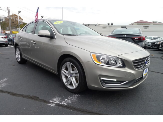 Used 2015 Volvo S60 T5 Premier Sedan for sale in Milford, CT at Connecticut's Own Volvo
