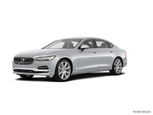 Certified 2018 Volvo S90 T5 FWD Momentum Sedan for sale in Milford, CT at Connecticut's Own Volvo