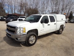 2013 Chevrolet SILVERADO 2500HD V Max compressor 4x4 service vehicle Crew Cab