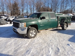 2012 Chevrolet SILVERADO 2500HD Service body truck 4x4 Crew Cab