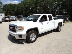 2015 GMC Sierra 1500 Double Cab 4x4 5.3L local truck Truck Double Cab