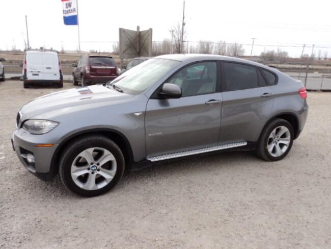 2009 BMW X6 Local car AWD SUV