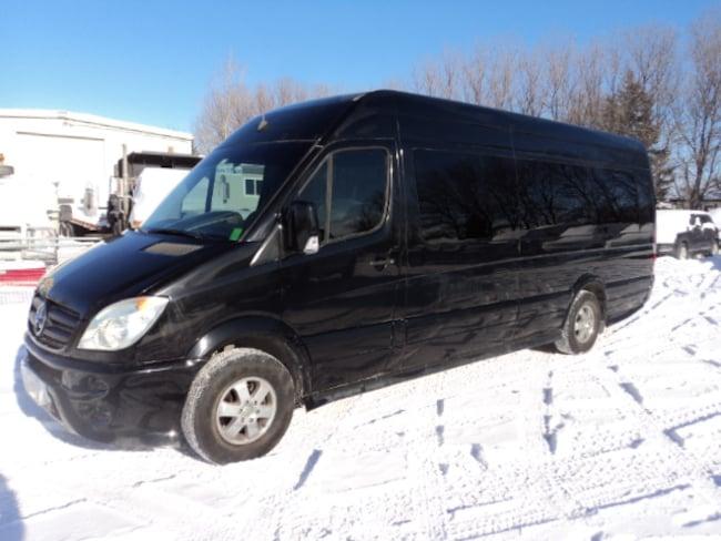2010 Mercedes-Benz SPRINTER WAGON Executive 12 passenger van Van Extended