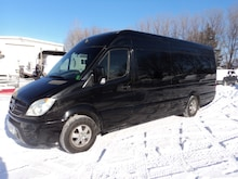 2010 Mercedes-Benz SPRINTER WAGON Executive 12 passenger van Van Extended
