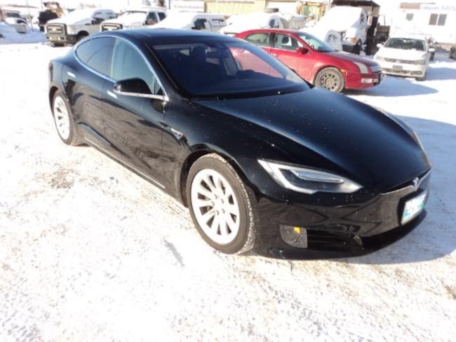 2016 Tesla Model s 90D AWD Sedan