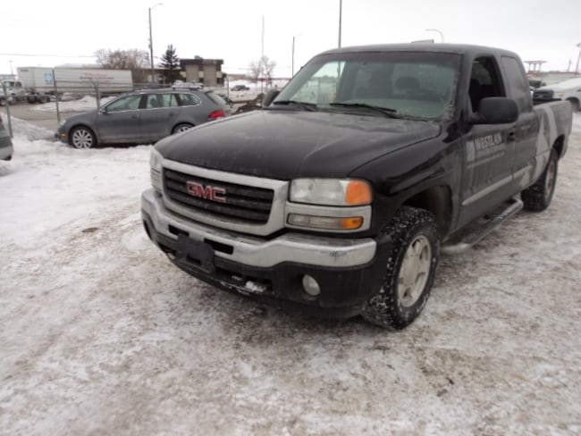 2005 GMC Sierra 1500 NO Safety Sold as is Extended Cab