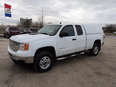 2012 GMC SIERRA 2500HD Ext Cab 4x4 6.5 ft Extended Cab