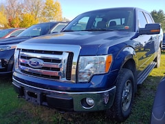 2011 Ford F-150 XLT Truck SuperCrew Cab