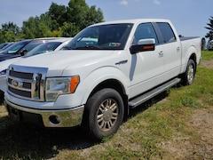 2012 Ford F-150 Lariat Truck SuperCrew Cab