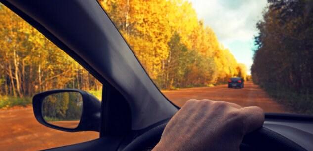 Jeep fall driving tips near Nashua